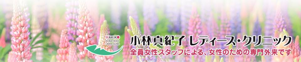 小林真紀子レディースクリニック - 女性のための専門外来